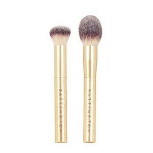 BATTINGTON BEAUTY Powder and Contour Brush Set